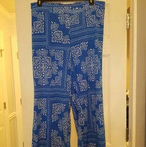 New Direction Curvy Palazzo Pants